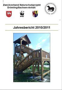 Jahresbericht 2010-2011