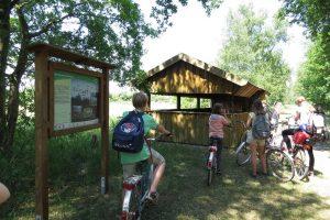 Schutzhütte bei Belfort